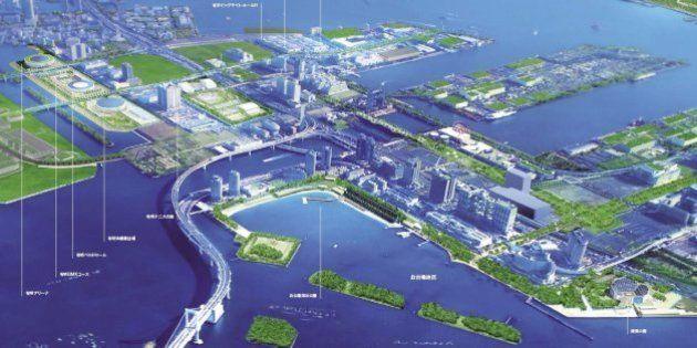 東京オリンピック、トライアスロンの会場変更を示唆