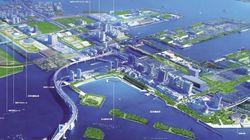 東京オリンピック、トライアスロン会場が変更の可能性