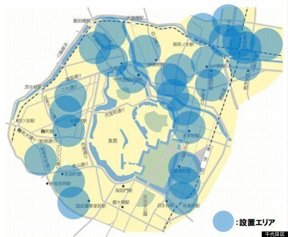 自転車シェアリングが秋葉原や大手町に 千代田区が『コミュニティサイクル』を試験導入