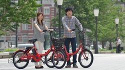 秋葉原や大手町で自転車シェアリング試験導入へ