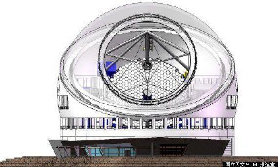 世界最大の光学望遠鏡「TMT」をハワイに建設 日本など5カ国