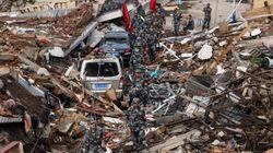 中国雲南省地震の死者398人に 李克強首相、被災地で陣頭指揮