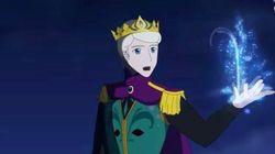 【アナと雪の女王】エルサがもしも、イケメンだったら?(動画・画像)