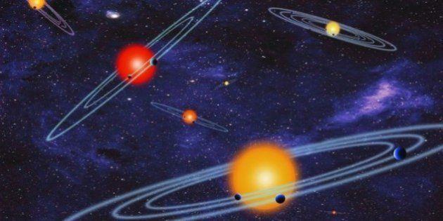 NASA、新たに715個の惑星を発見 うち4個は生物誕生可能か