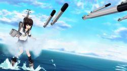 「艦これ」TVアニメの動画を初公開