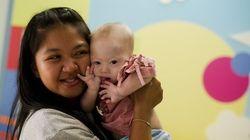 ダウン症の子を産んだタイの代理母に支援の輪 依頼した夫婦は引き取り拒否