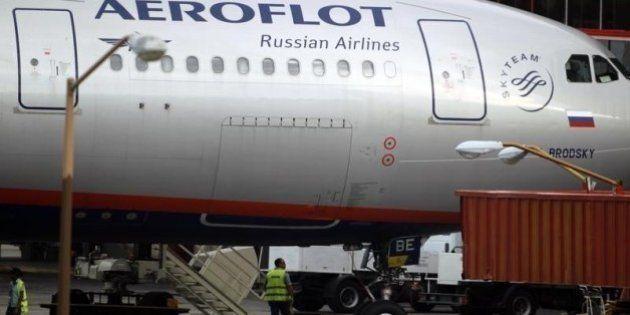 ロシア、欧州航空会社のシベリア飛行禁止も EU制裁に報復検討