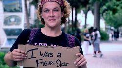 この動画を見たら、ホームレスの人々について考え直すようになる