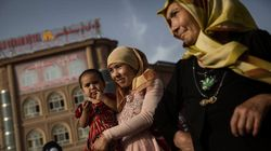 イスラム風衣装でのバス乗車禁止 中国・新疆ウイグル北西部