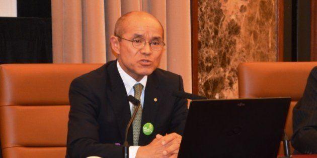 桜井勝延・南相馬市長「国も我々もパニックの連続だった」【東日本大震災3年】