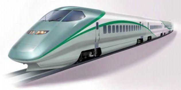 山形新幹線、史上初のお座敷列車「とれいゆ」を投入