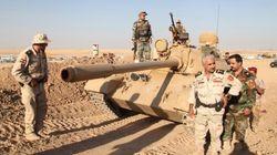 イラク空爆、アメリカ軍が実施