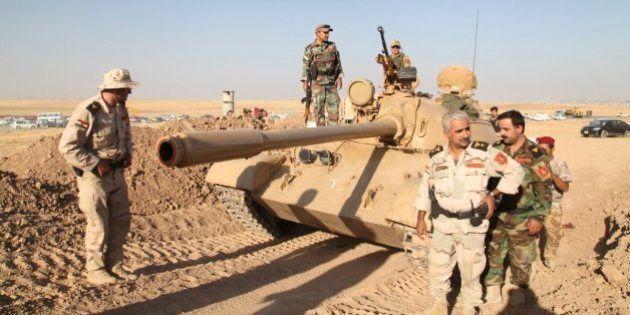 イラク空爆、アメリカ軍が実施 2011年の撤退後初めて | ハフポスト
