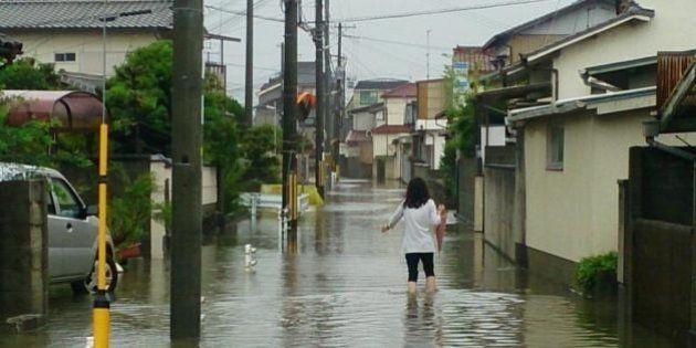 台風11号、列島縦断して日本海へ 熊野川が氾濫【各地の被害】