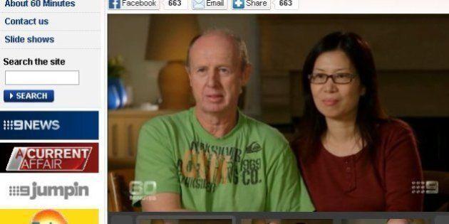 【タイ代理出産騒動】オーストラリア夫婦「代理母が男の子を渡さなかった」 テレビ番組で反論
