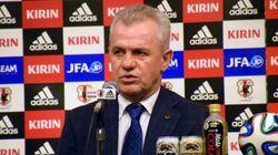 アギーレ日本代表監督が来日会見「すべてのプレーヤーにドアは開かれている」