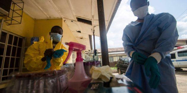 【エボラ出血熱】拡大の背景には製薬業界の放置も WHOは未承認薬を容認