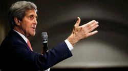 ケリー米国務長官「威嚇や抑圧、力で領有権主張に反対」中国を牽制