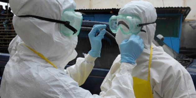エボラ熱治療でWHOが専門家会合、9月初めに開催