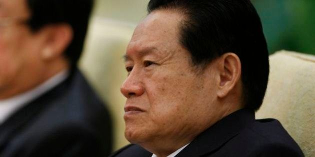 周永康氏の捜査、中国の前・元国家主席2人が同意 胡錦濤・江沢民の両氏