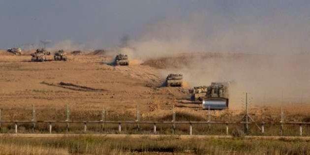 イスラエルとハマスが停戦合意、8月1日から72時間【UPDATE】