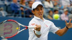 錦織圭、全米オープン決勝はチリッチに3−0で敗れる