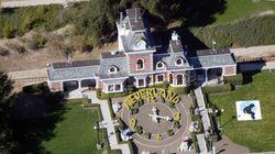 マイケル・ジャクソンさんの豪邸「ネバーランド」売却か アメリカのメディア報道