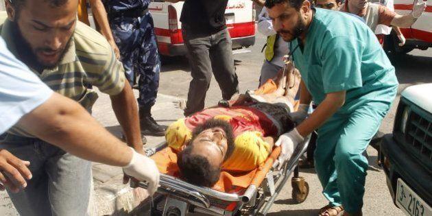 ガザ停戦、わずか90分で崩壊 ハマスが兵士拘束か、死者1600人に