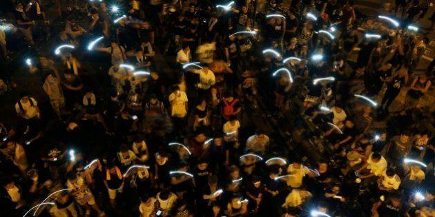 香港デモ、アメリカ政府も「支持する」と表明【傘の革命】