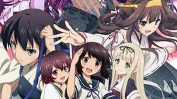 【艦これ】アニメは2015年1月に放送開始