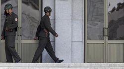 北朝鮮が韓国へ機関銃を発射、非難ビラに反応