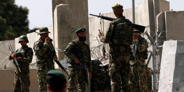 アフガニスタンの防衛大で銃撃事件 米軍将校が死亡、外国兵ら多数負傷