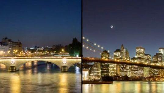 パリとNYに、こんな共通点があったなんてーー美しい街、人々の笑顔【動画】