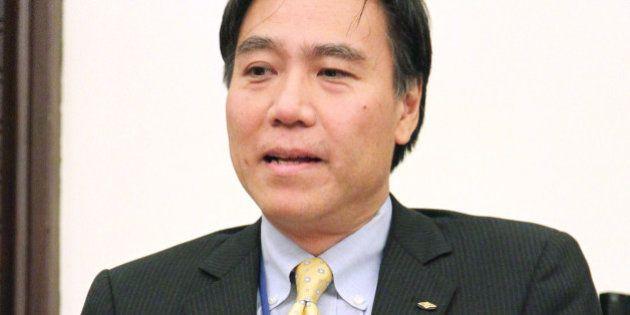 長野県知事選、現職の阿部守一氏が大差つけ再選