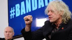 「バンド・エイド」エボラ支援で復活 ゲルドフが懸念することとは?