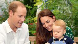 ジョージ王子の「パパラッチ」に警告文 イギリス王室