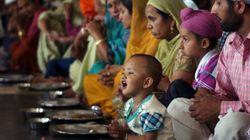 毎日10万食のカレーを無償提供するインドの黄金寺院に密着 ドキュメンタリー「聖者たちの食卓」公開
