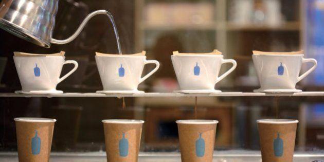 ブルーボトルコーヒーってどんな店? 創業者は日本の純喫茶がお気に入り 2015年清澄白河、青山にオープン【画像集】