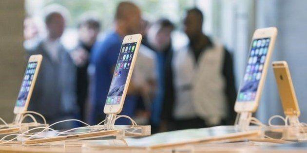 アップルが増収増益 7-9月期、iPhone