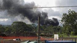 キラウエア火山の溶岩が民家到達【ハワイ】