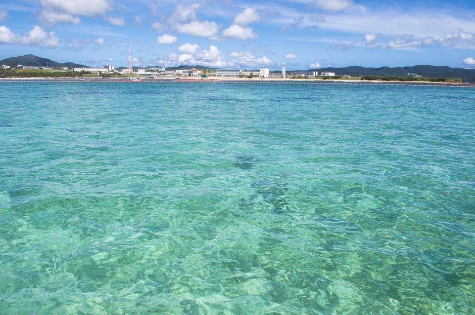 沖縄知事選、辺野古の海は荒れている【現地リポート】