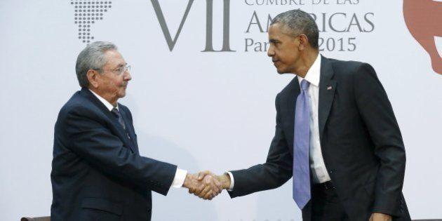 キューバのテロ支援国家指定を解除へ オバマ大統領がアメリカ議会に通告