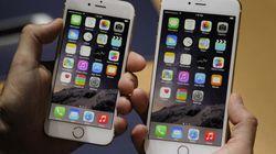 iPhone 6、ドコモ/au/ソフトバンク