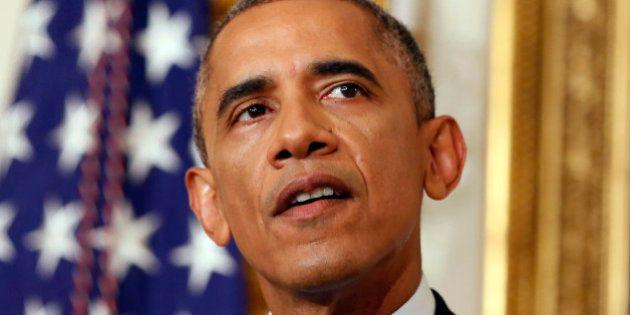 オバマ米大統領、イラクへの限定的な空爆を承認 人道物資を投下
