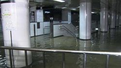 名古屋駅が冠水、地下鉄東山線が一部運転見合わせ 原因は?【画像】