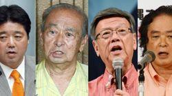 喜納昌吉氏、沖縄県知事選に出馬表明 立候補予定者4人に