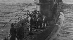 ナチスのUボート、ノースカロライナの海底で見つかる(画像)