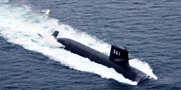 「そうりゅう型」潜水艦を日本から輸入する構想 オーストラリアで反発強まる