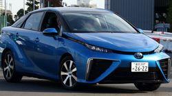 トヨタの燃料電池車「ミライ」、12月15日に発売