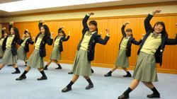 登美丘高校ダンス部、堺市民におなじみの「堺っ子体操」をリメイク(動画)